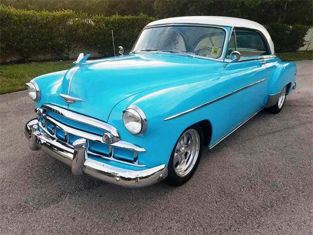 Picture of Classic '52 Chevrolet Deluxe located in Florida - $18,900.00 - QA0U