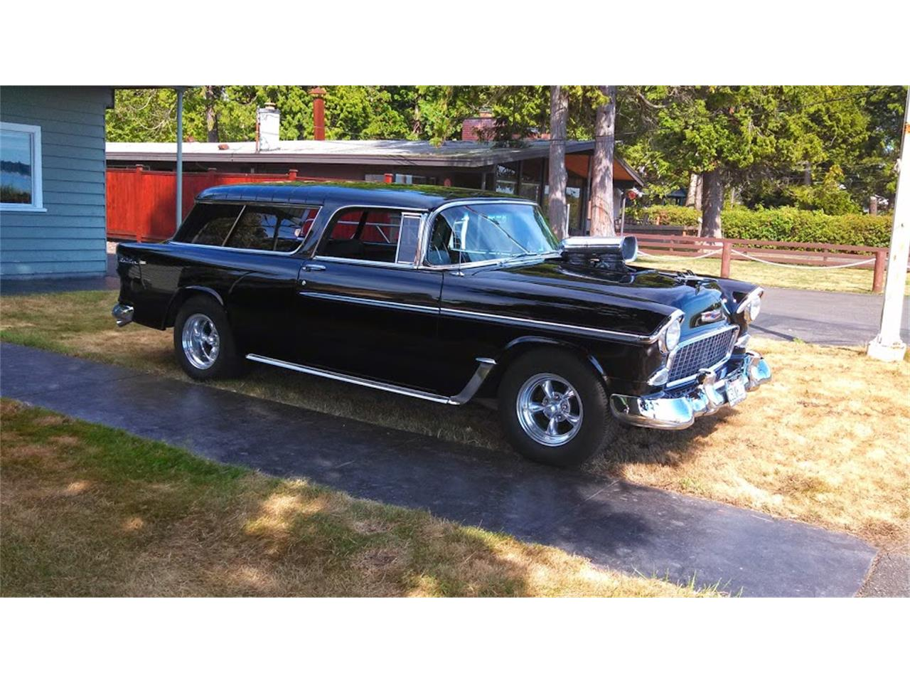Large Picture of '55 Bel Air Nomad - QA0X