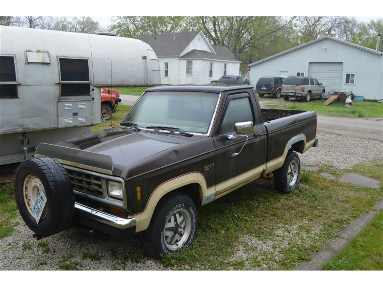 Large Picture of '88 Ranger - QA1A