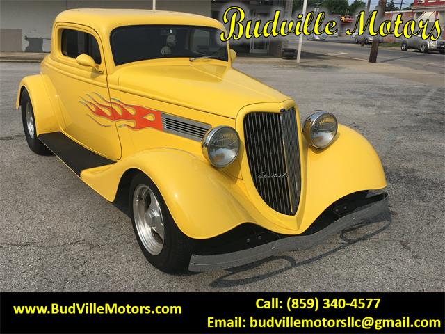 Picture of '34 Ford 3-Window Coupe - $37,500.00 - QA1F