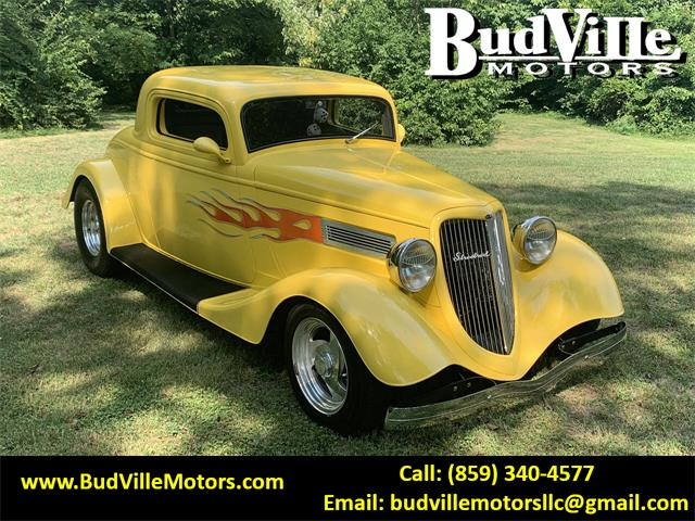 Picture of '34 3-Window Coupe - QA1F