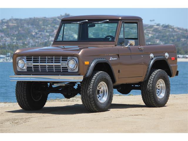 Picture of '71 Bronco - QA1I