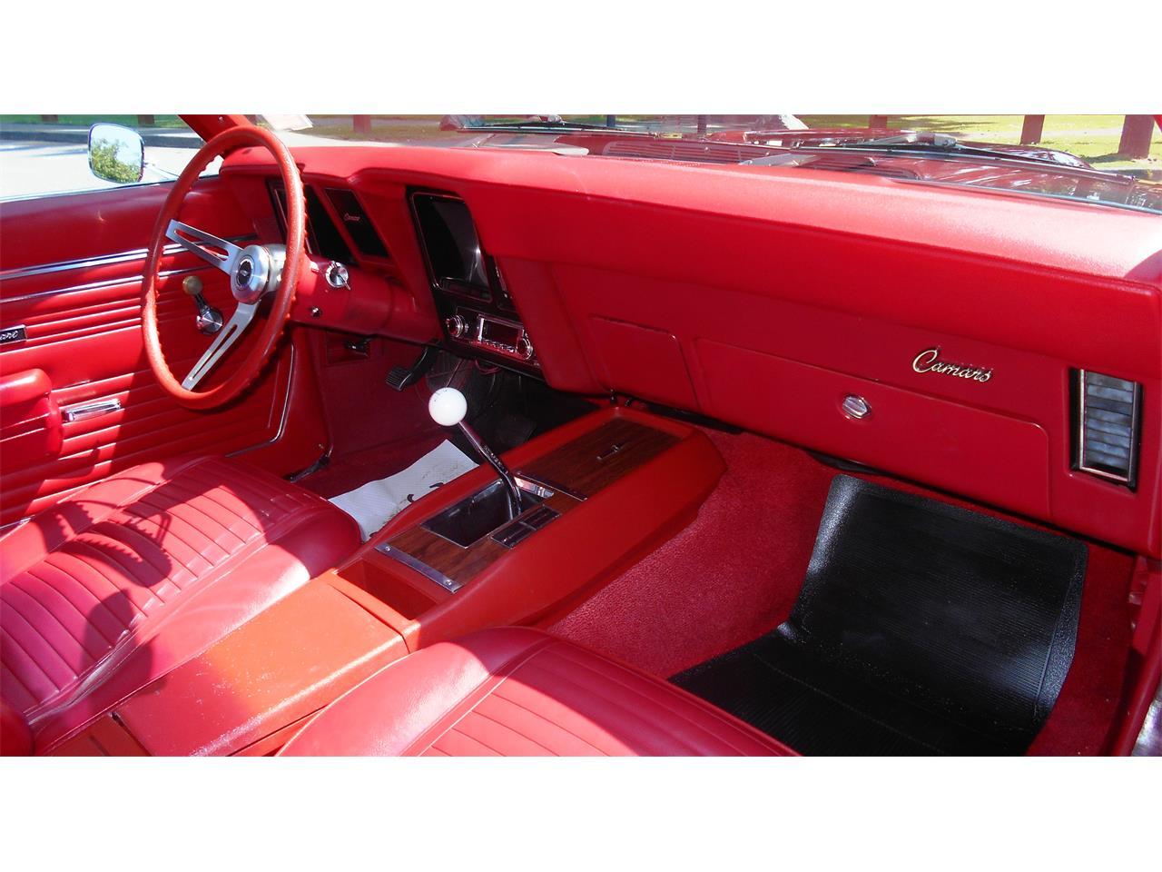 Large Picture of '69 Camaro - QA1Y