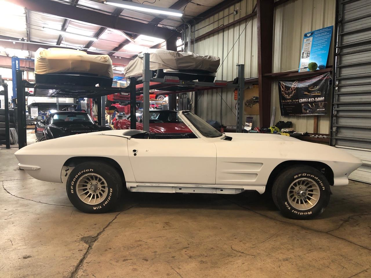 Large Picture of '63 Corvette located in Florida Offered by Trans Am Specialties of Florida - Q5TT