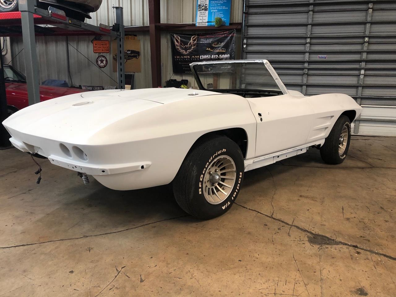 Large Picture of Classic 1963 Chevrolet Corvette Offered by Trans Am Specialties of Florida - Q5TT