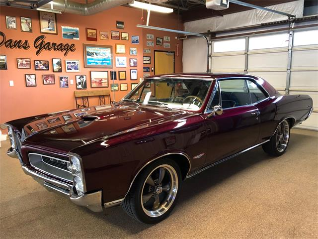 Picture of '66 GTO located in Orange California Offered by  - QA24