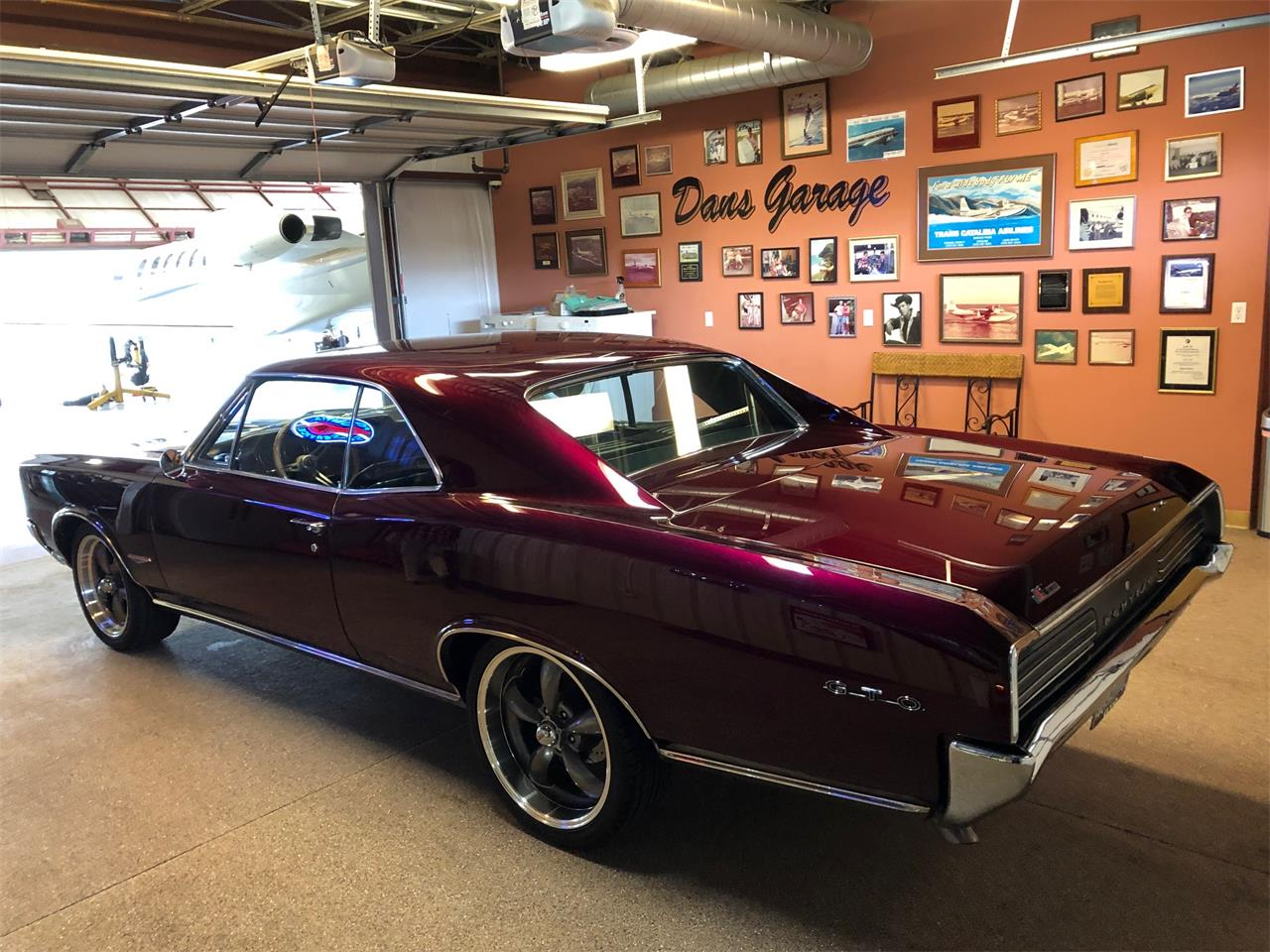 Large Picture of '66 GTO - QA24