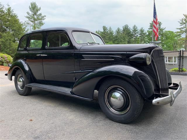 Picture of '37 Master Deluxe located in Tewksbury Massachusetts - $19,000.00 Offered by a Private Seller - QA2D