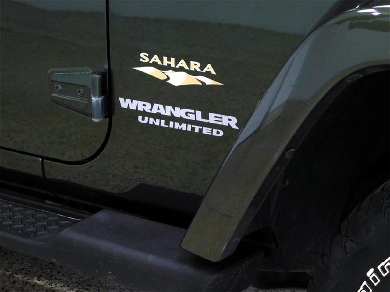 Large Picture of '08 Wrangler - QA2U