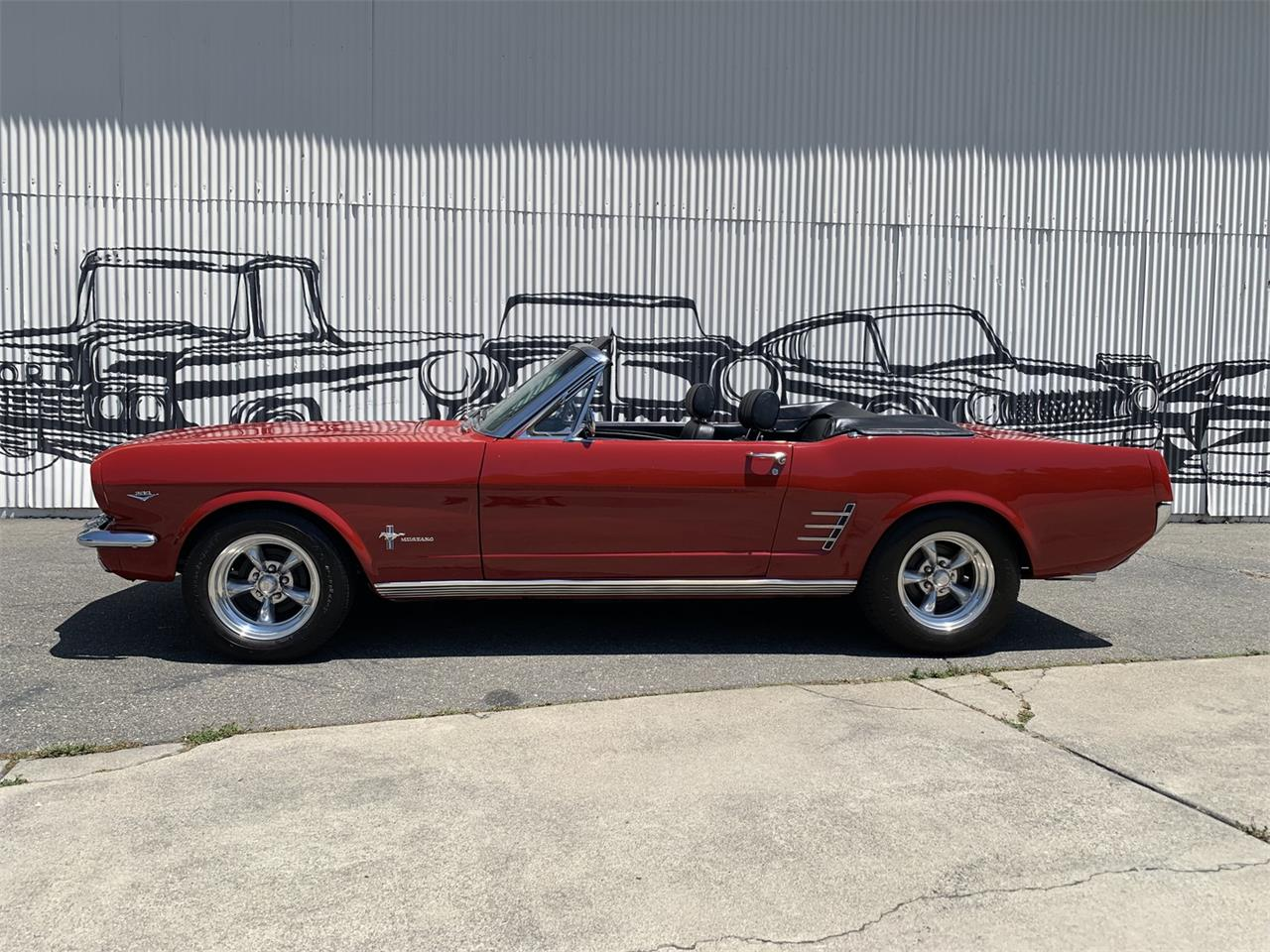 Large Picture of '66 Mustang - QA2X