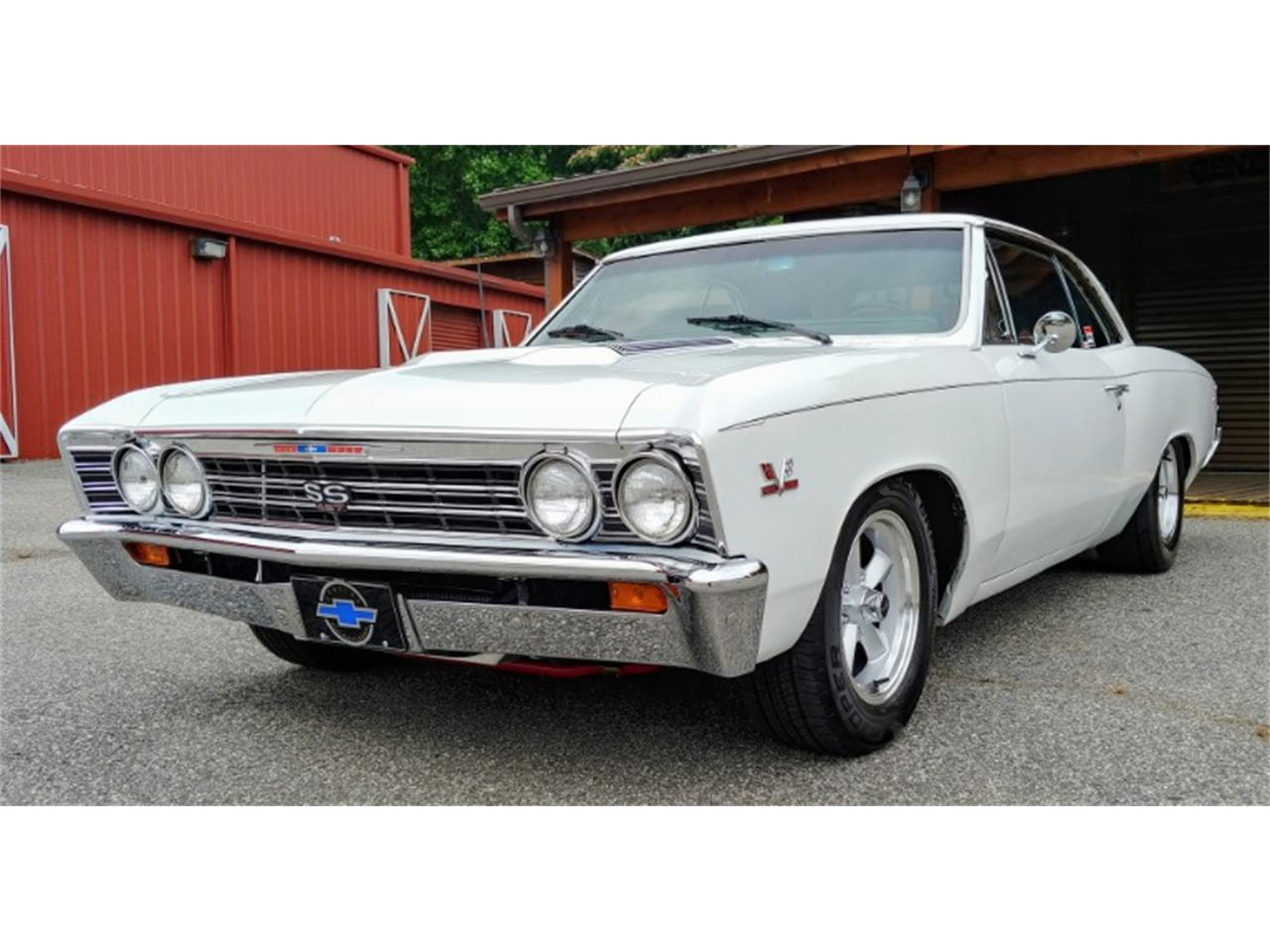 Large Picture of '67 Chevelle - QA3D