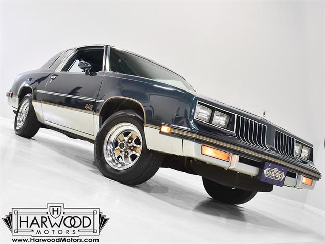 Picture of '86 Cutlass - Q5TY