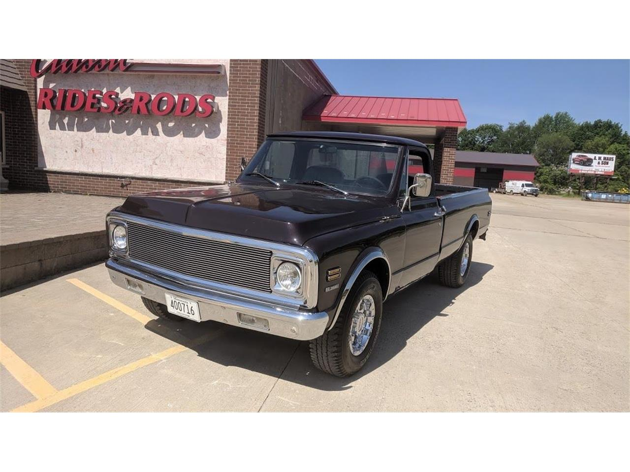 Large Picture of '71 Pickup - QA3G