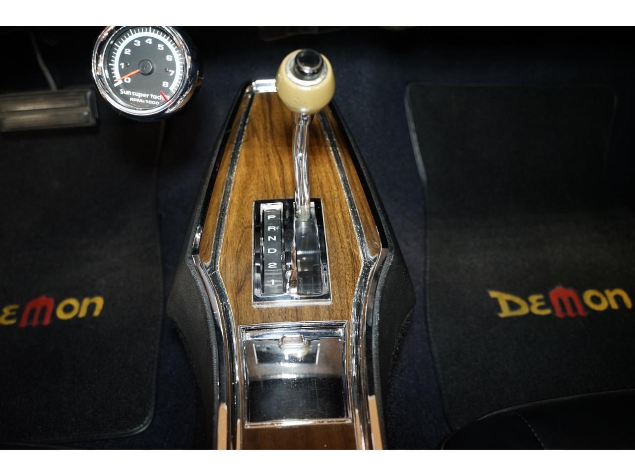 For Sale: 1972 Dodge Demon in Homer City, Pennsylvania