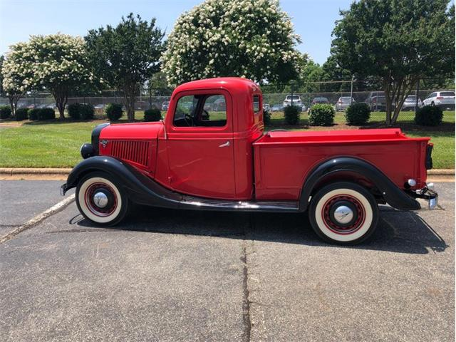 Picture of '36 1/2 Ton Pickup - QA3Z