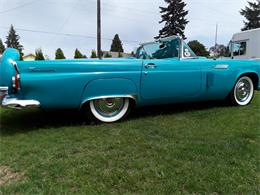 Picture of '56 Ford Thunderbird located in Washington Auction Vehicle Offered by Lucky Collector Car Auctions - Q5U3