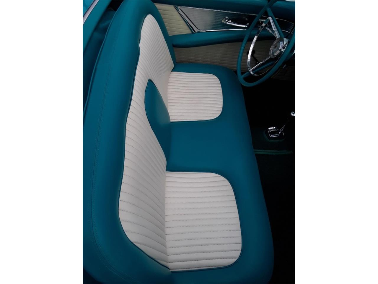 Large Picture of '56 Ford Thunderbird located in Washington Offered by Lucky Collector Car Auctions - Q5U3