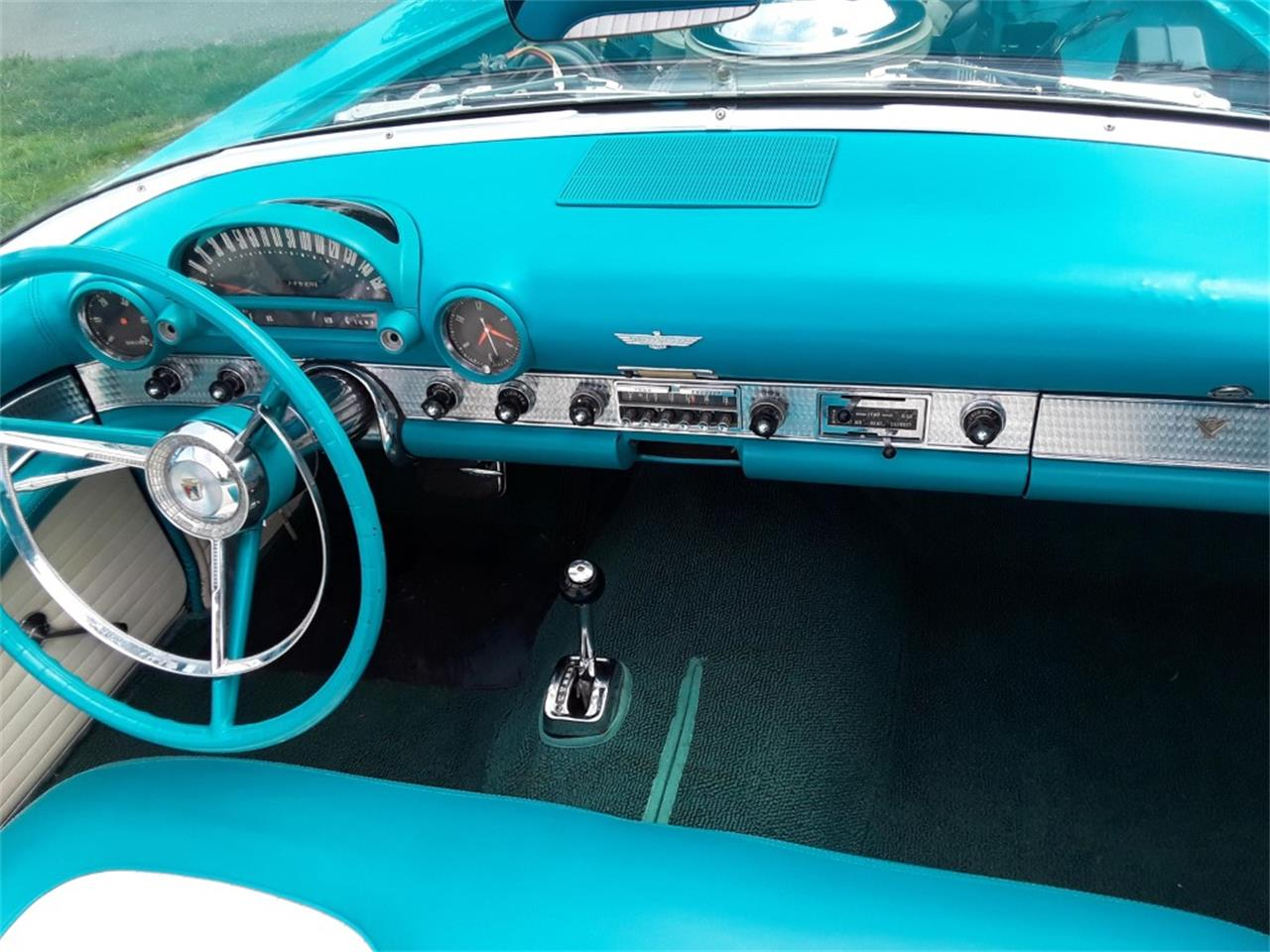 Large Picture of Classic '56 Ford Thunderbird located in Washington Auction Vehicle - Q5U3