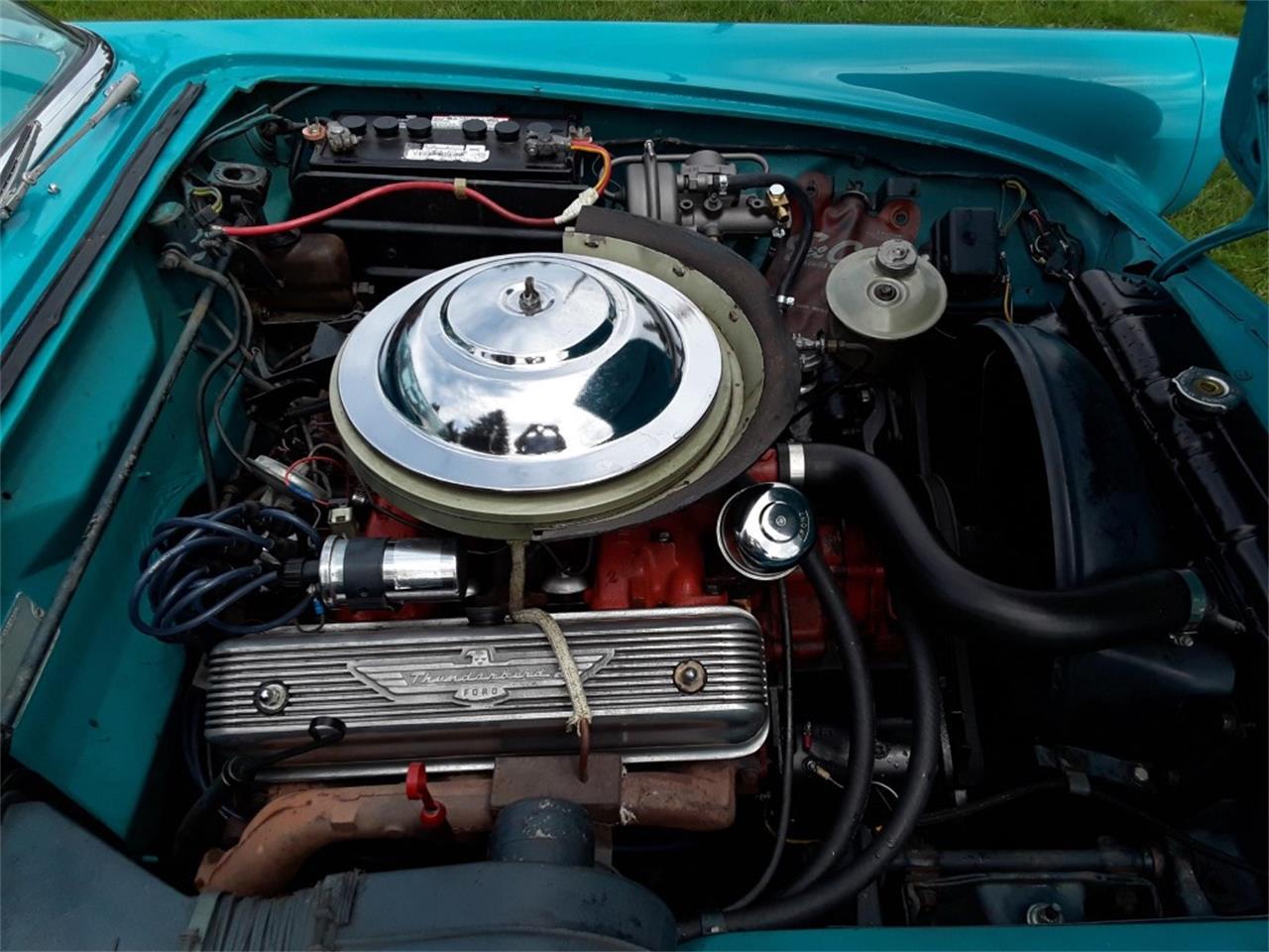 Large Picture of '56 Thunderbird - Q5U3