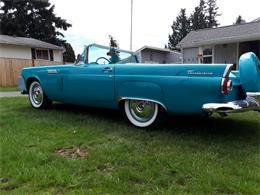 Picture of Classic '56 Ford Thunderbird located in Washington Auction Vehicle Offered by Lucky Collector Car Auctions - Q5U3