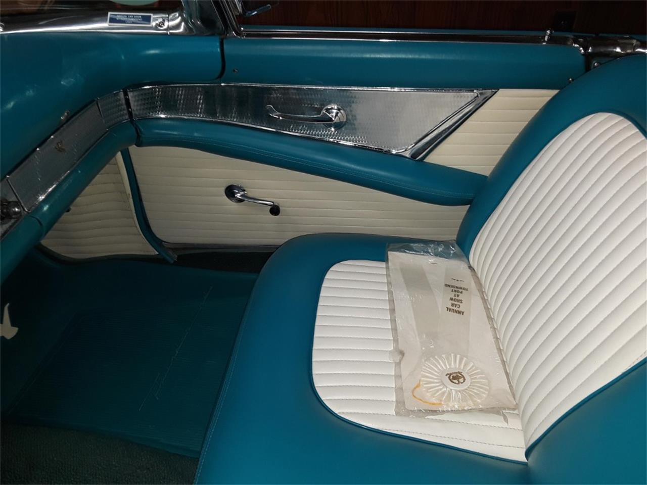 Large Picture of '56 Ford Thunderbird Offered by Lucky Collector Car Auctions - Q5U3