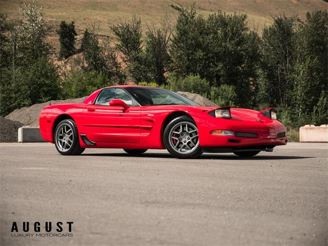 Picture of 2001 Chevrolet Corvette - QA5B