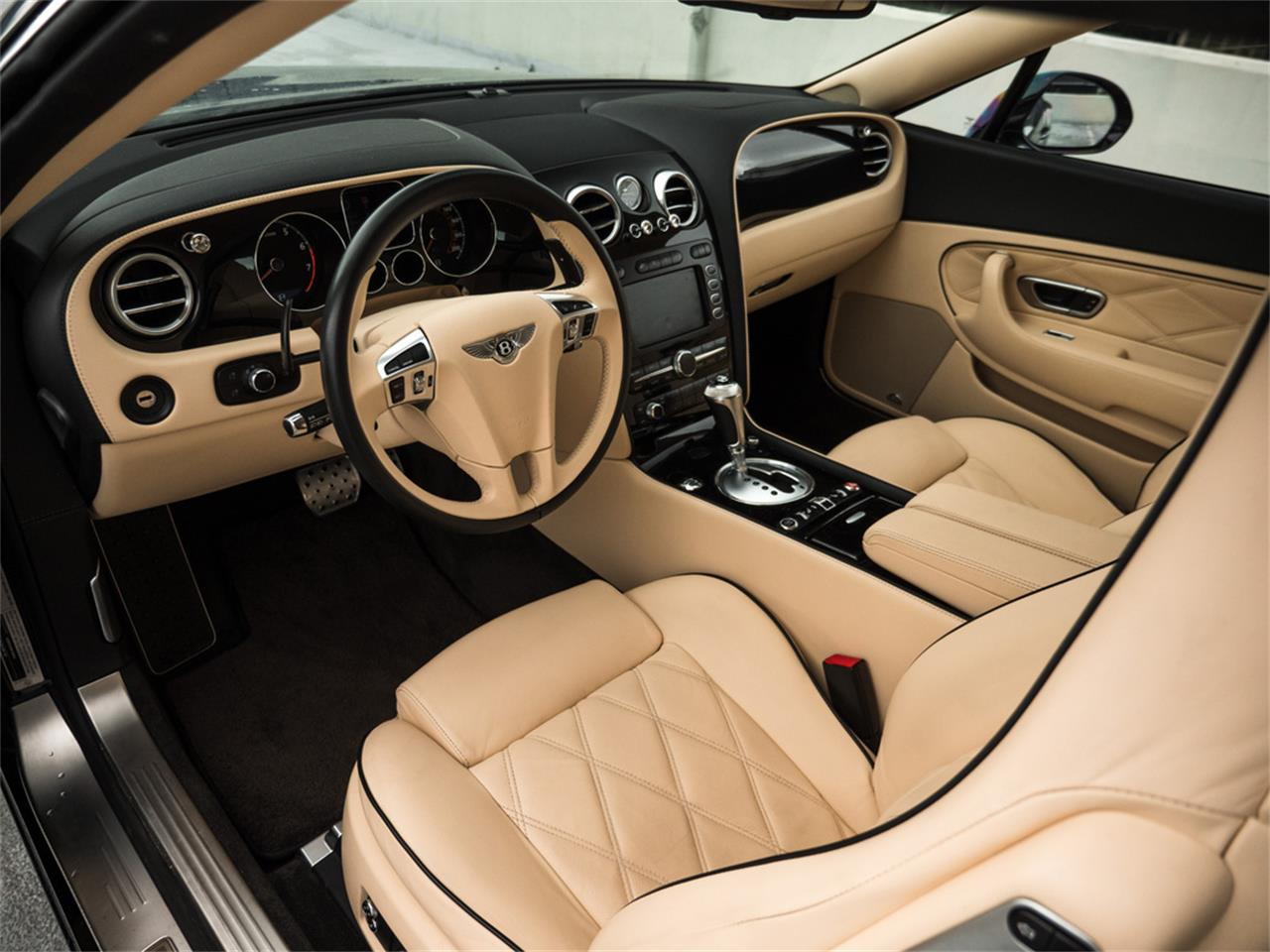 Large Picture of 2011 Bentley Continental - QA5D
