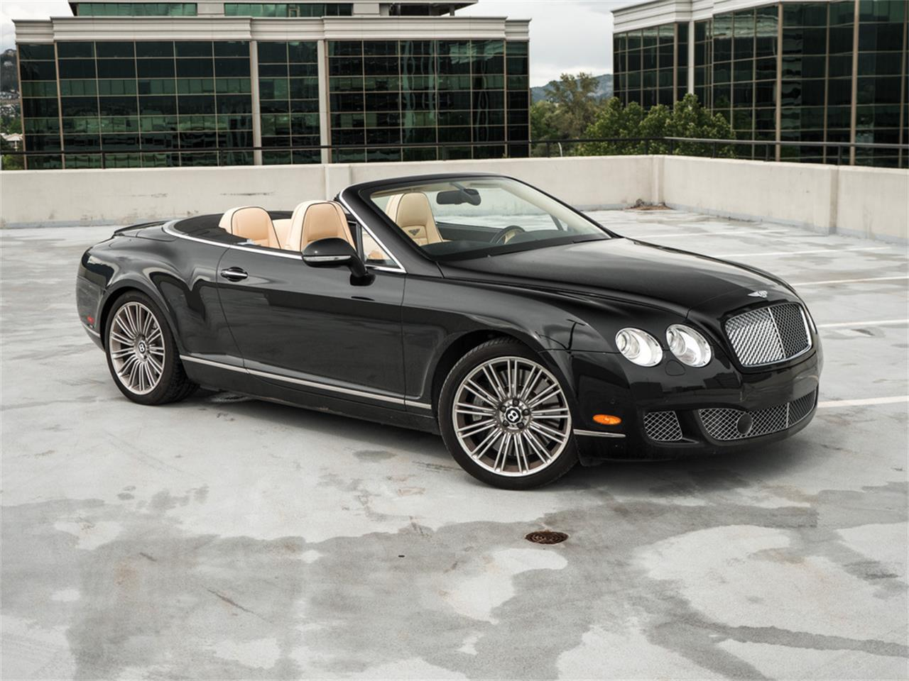 Large Picture of '11 Bentley Continental located in British Columbia - $91,819.00 Offered by August Motorcars - QA5D