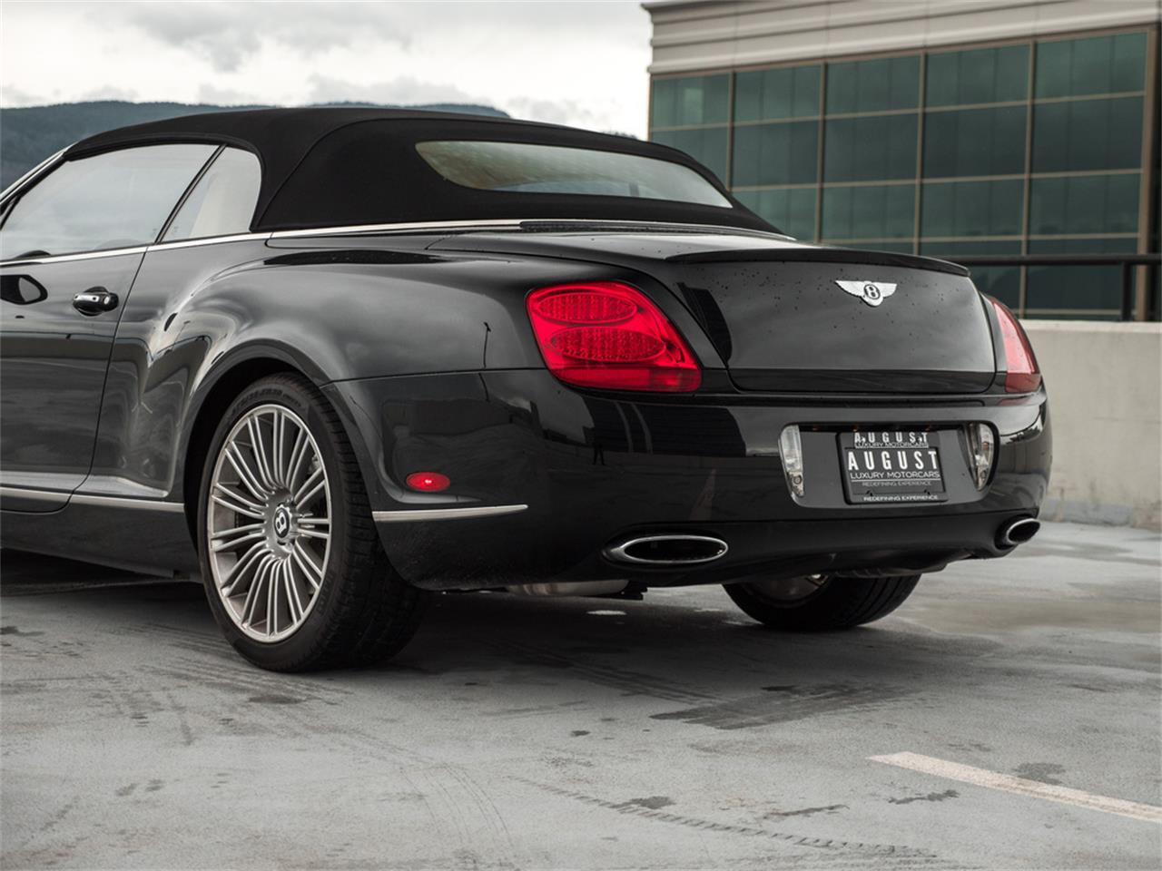 Large Picture of '11 Bentley Continental Offered by August Motorcars - QA5D