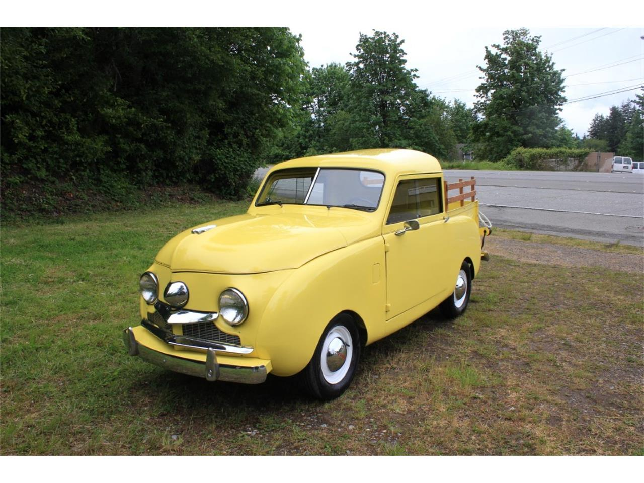 Large Picture of Classic 1948 Crosley Pickup (Round Side) located in Tacoma Washington Auction Vehicle - Q5U5