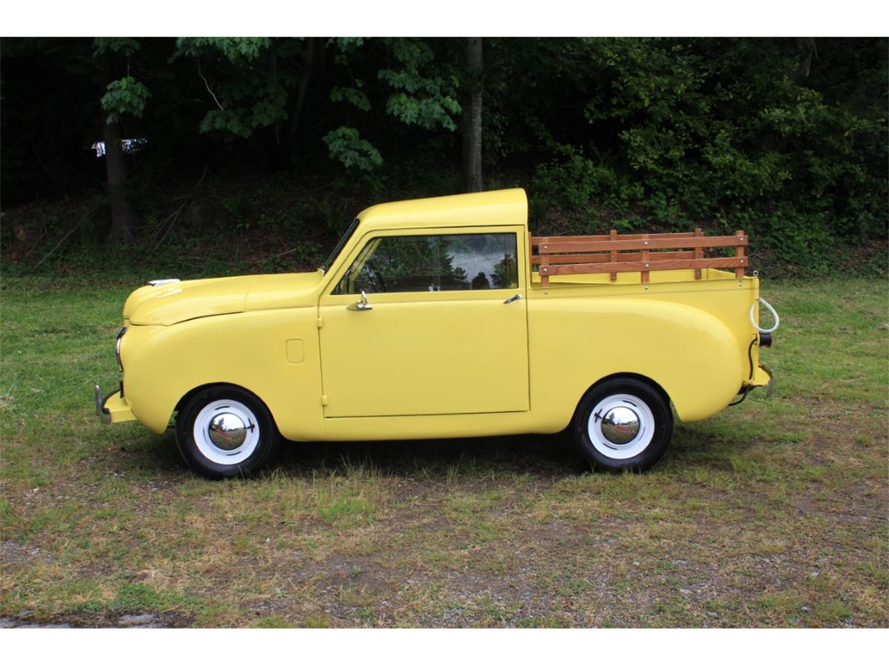 Large Picture of Classic '48 Pickup (Round Side) Auction Vehicle - Q5U5