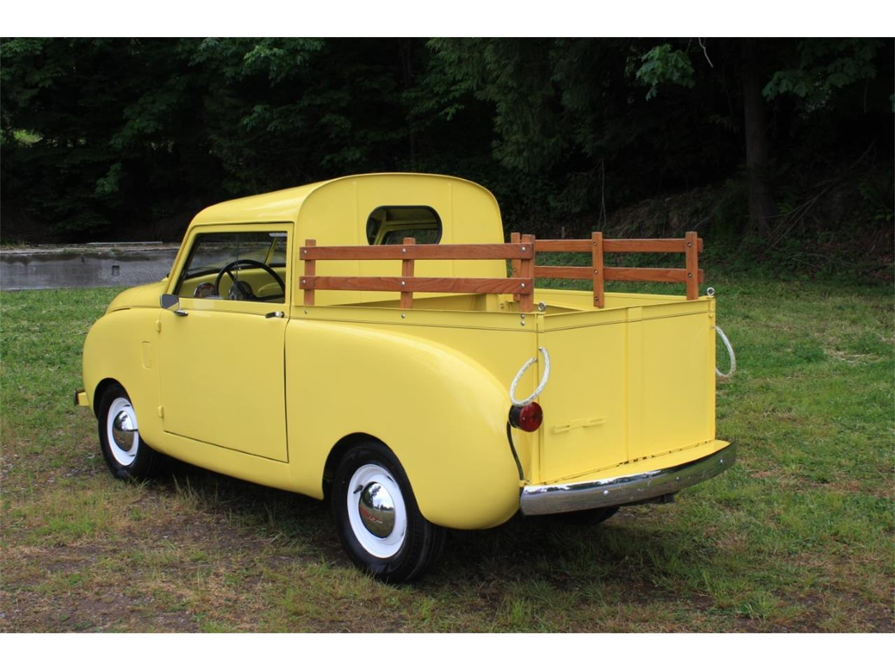 Large Picture of '48 Crosley Pickup (Round Side) Auction Vehicle Offered by Lucky Collector Car Auctions - Q5U5
