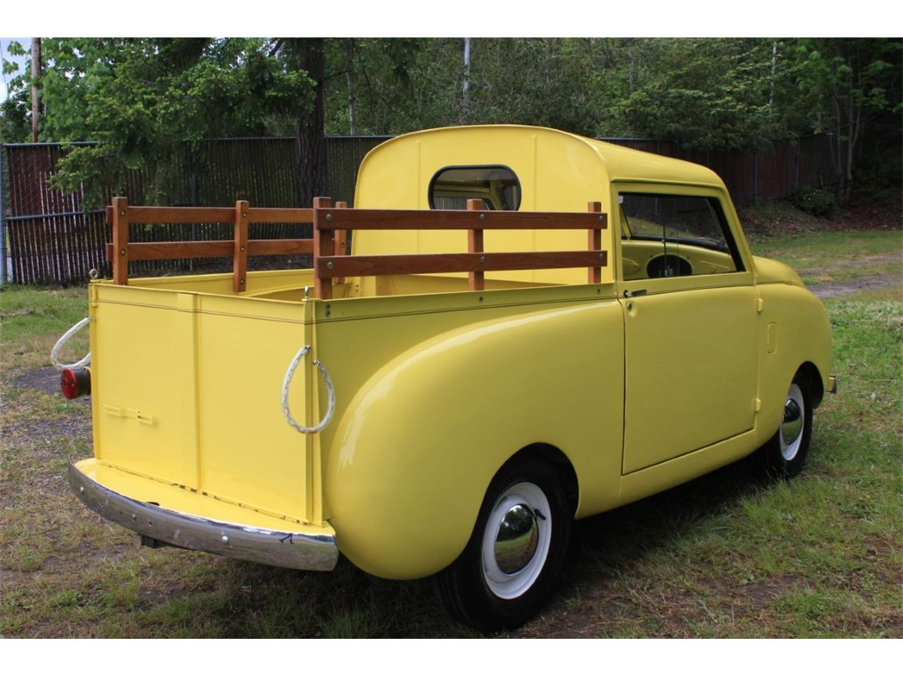 Large Picture of Classic '48 Crosley Pickup (Round Side) located in Washington Auction Vehicle - Q5U5