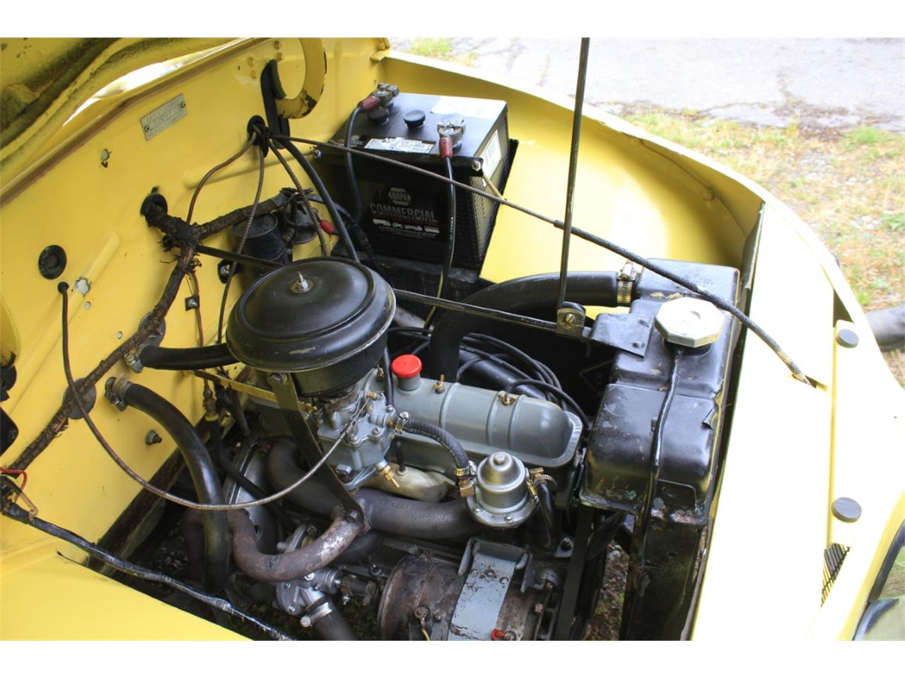 Large Picture of Classic 1948 Pickup (Round Side) located in Washington Auction Vehicle - Q5U5