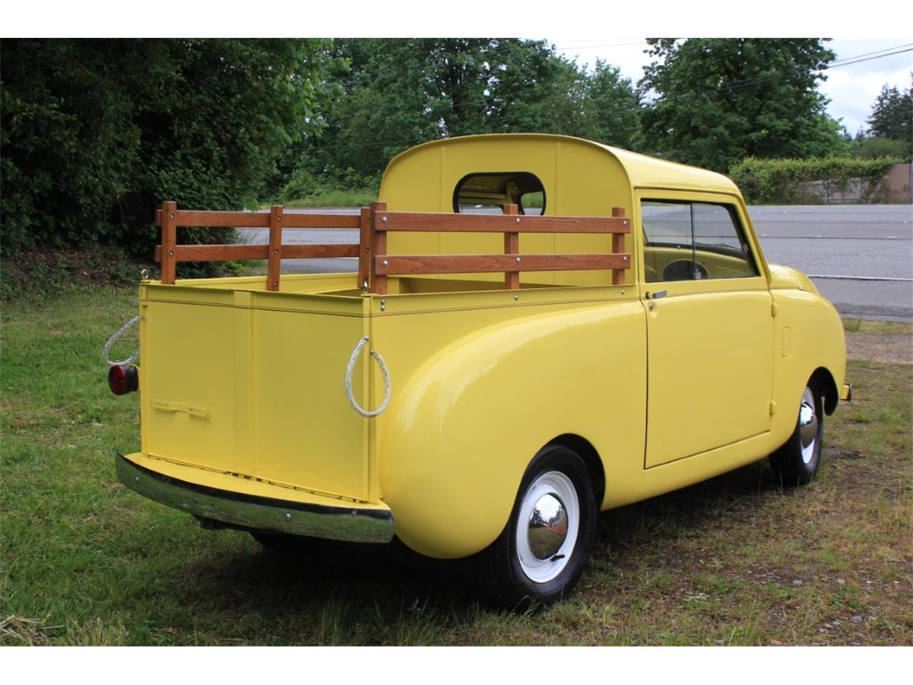Large Picture of 1948 Pickup (Round Side) Auction Vehicle - Q5U5