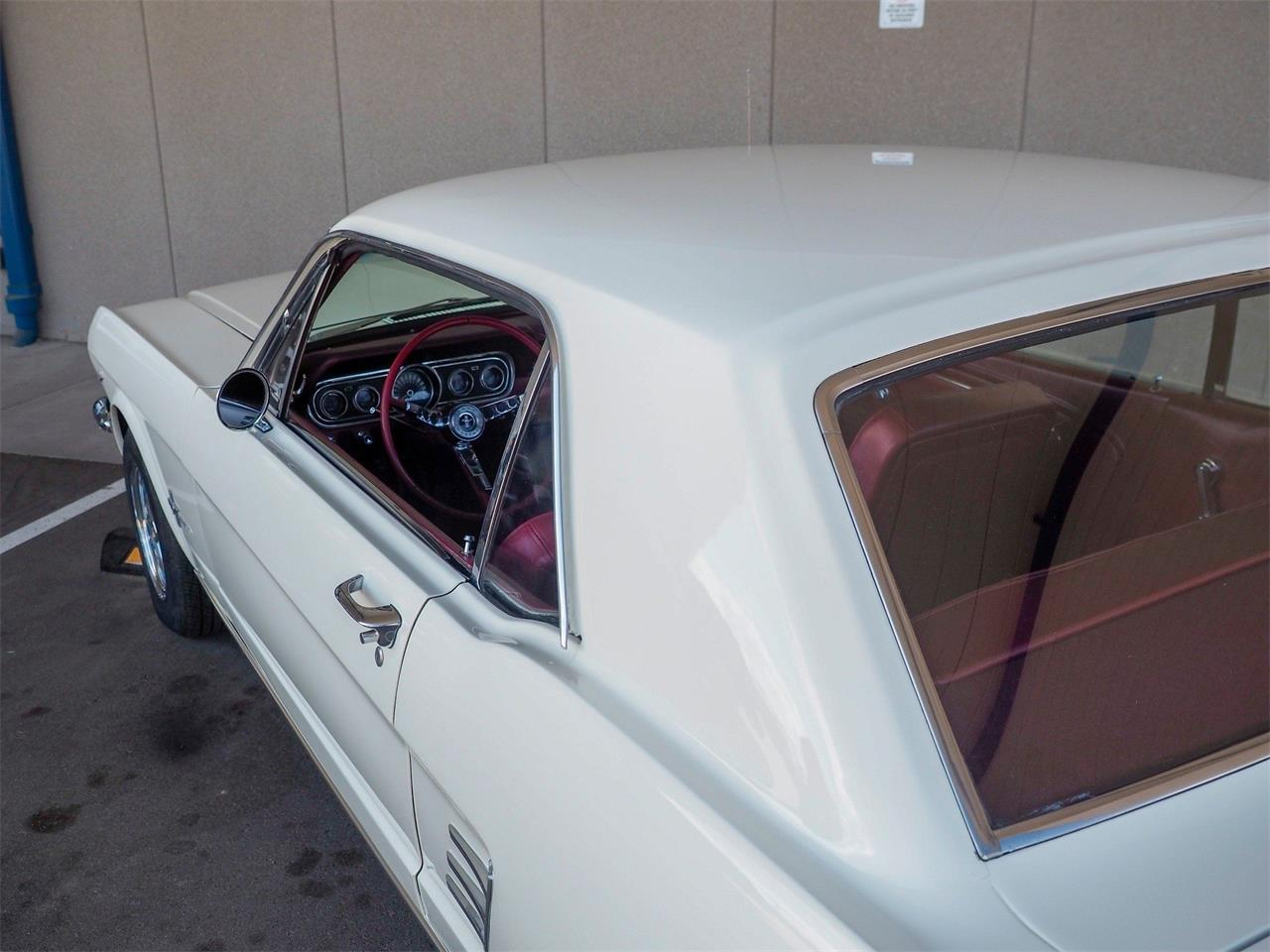 Large Picture of '66 Mustang - QA5L