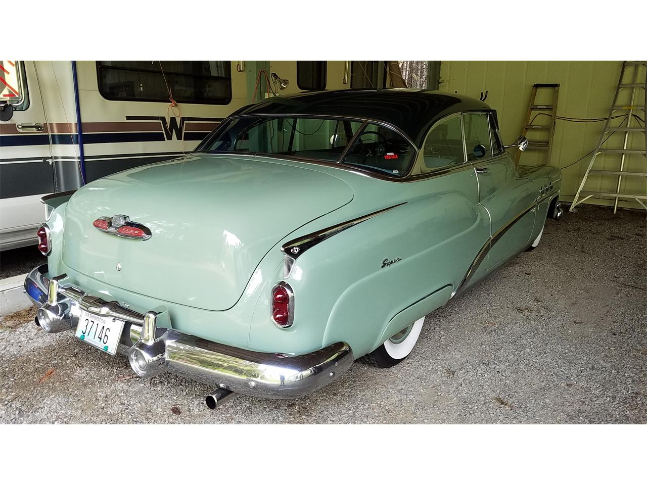 Large Picture of Classic 1952 Super located in Washington Auction Vehicle Offered by Lucky Collector Car Auctions - Q5U6