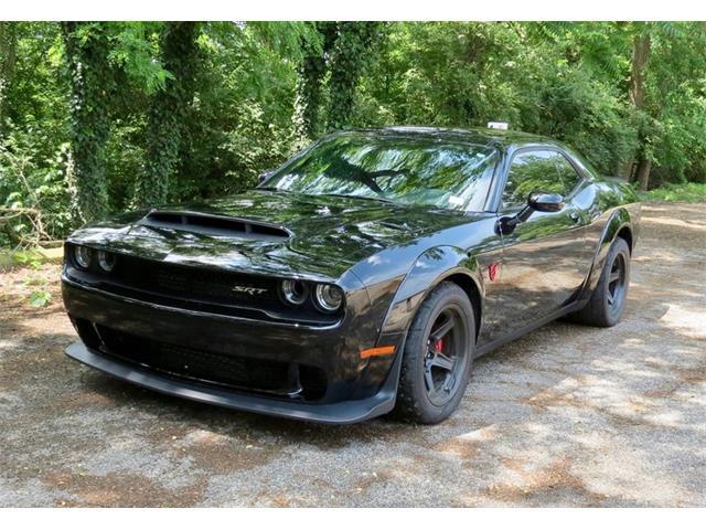 2018 Dodge Demon