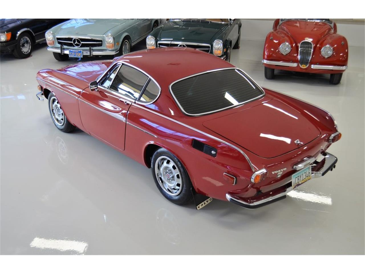 Large Picture of '72 P1800E Offered by Classic Promenade - QA67