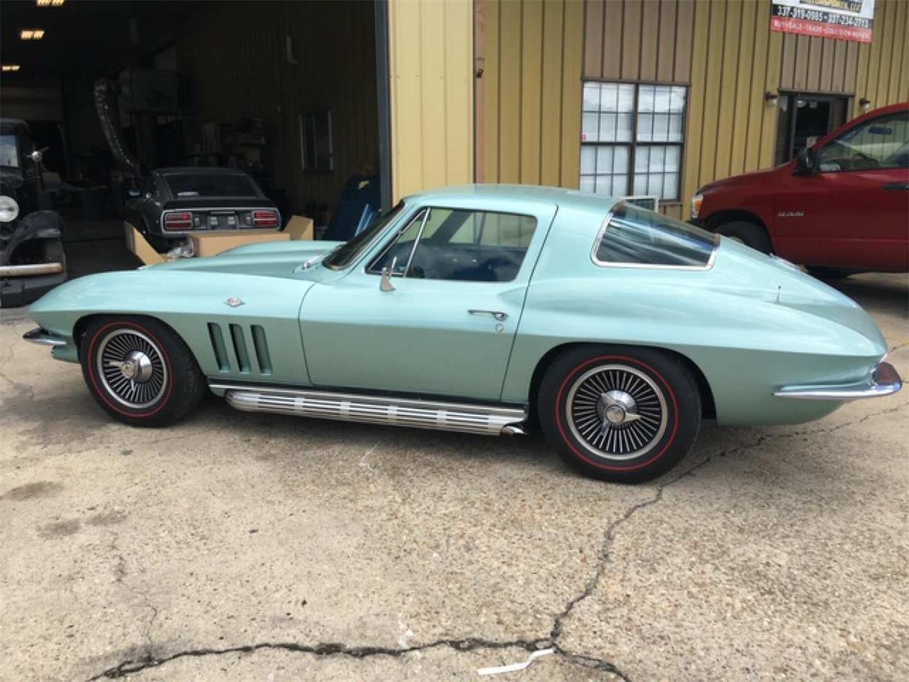 Large Picture of '66 Corvette - QA6C