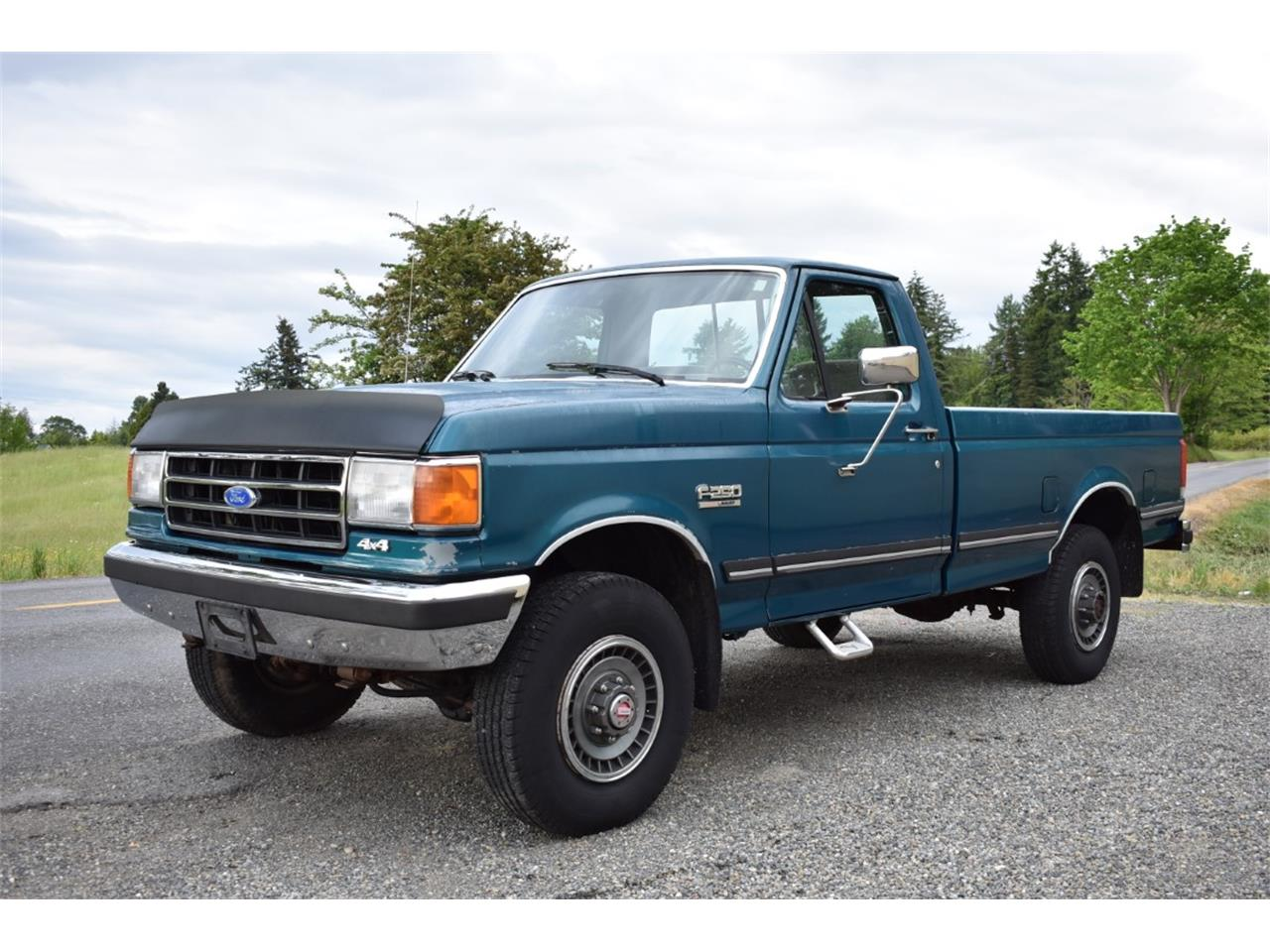Large Picture of '91 F250 - Q5U9