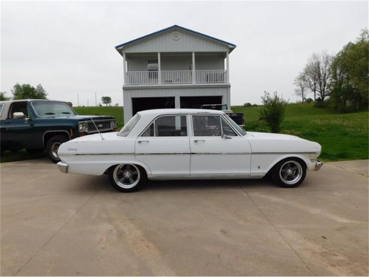 Large Picture of '63 Chevy II - QA6I