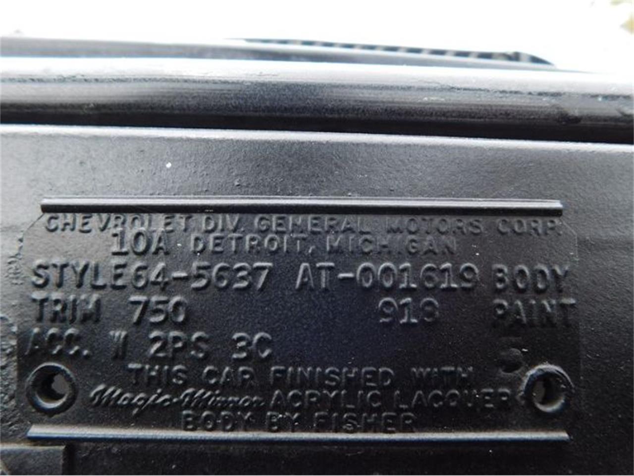 Large Picture of '64 Malibu - QA6K