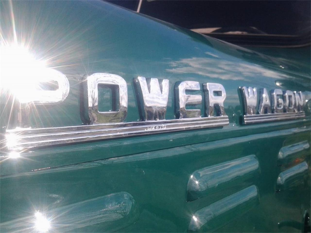Large Picture of '56 Power Wagon - Q5UB