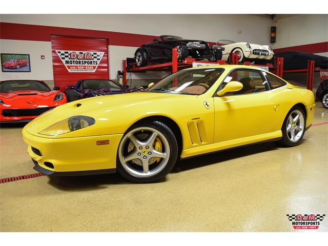 Picture of '00 550 Maranello Auction Vehicle - QA73