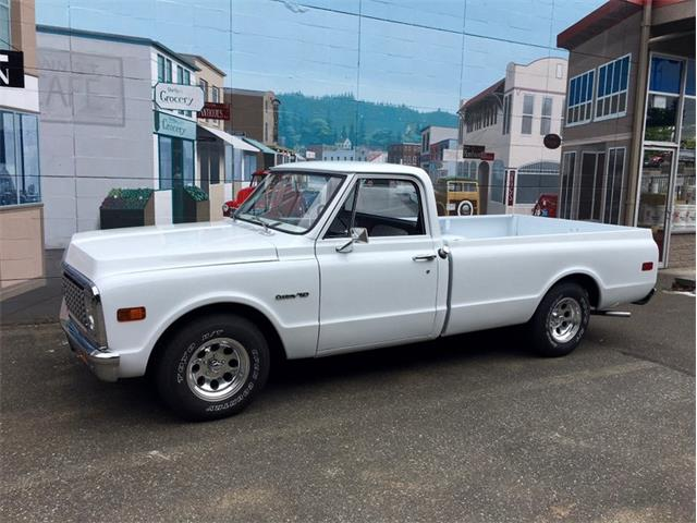 Picture of '71 C/K 10 - QA74