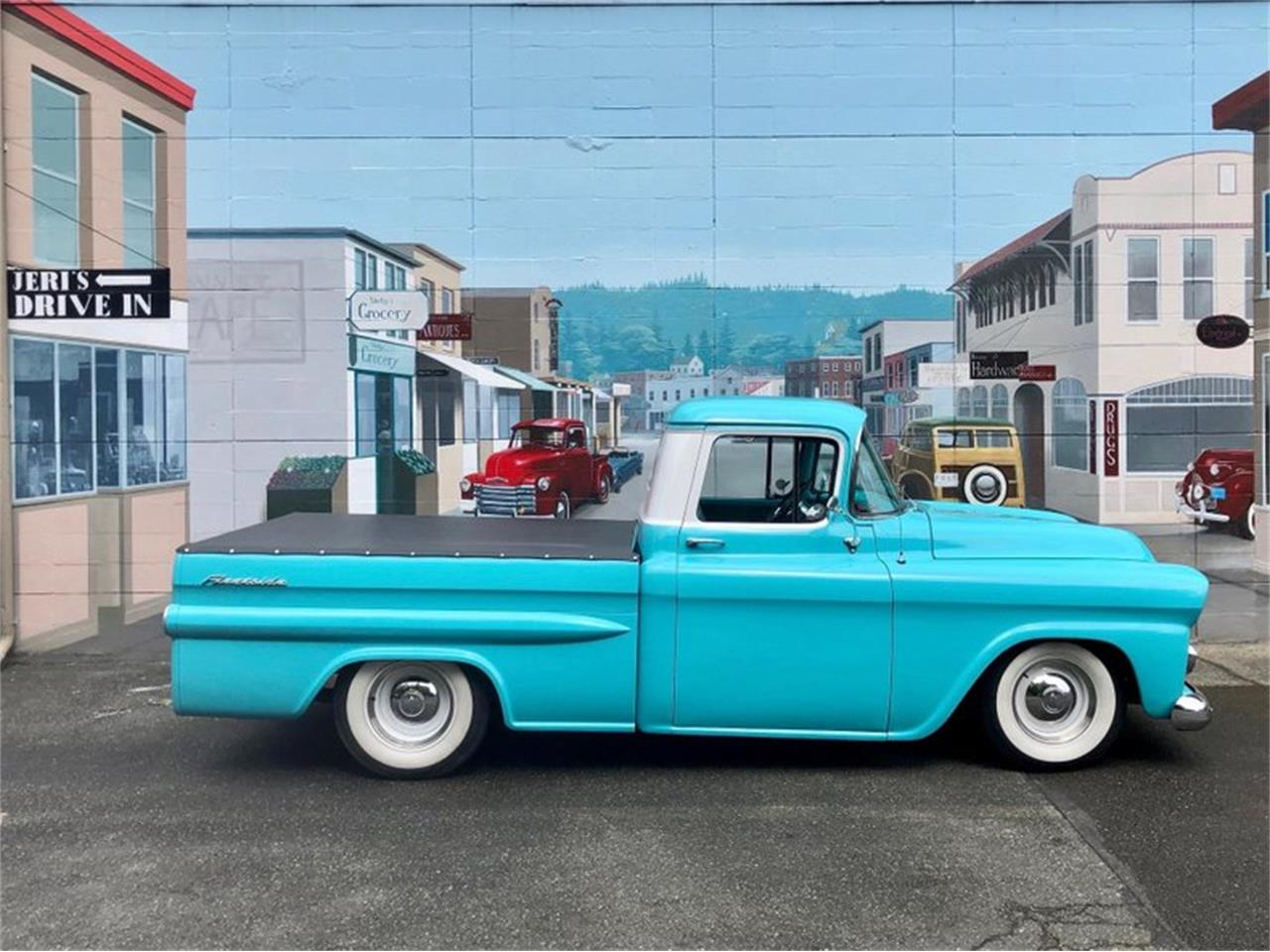 Large Picture of '59 Apache - QA75