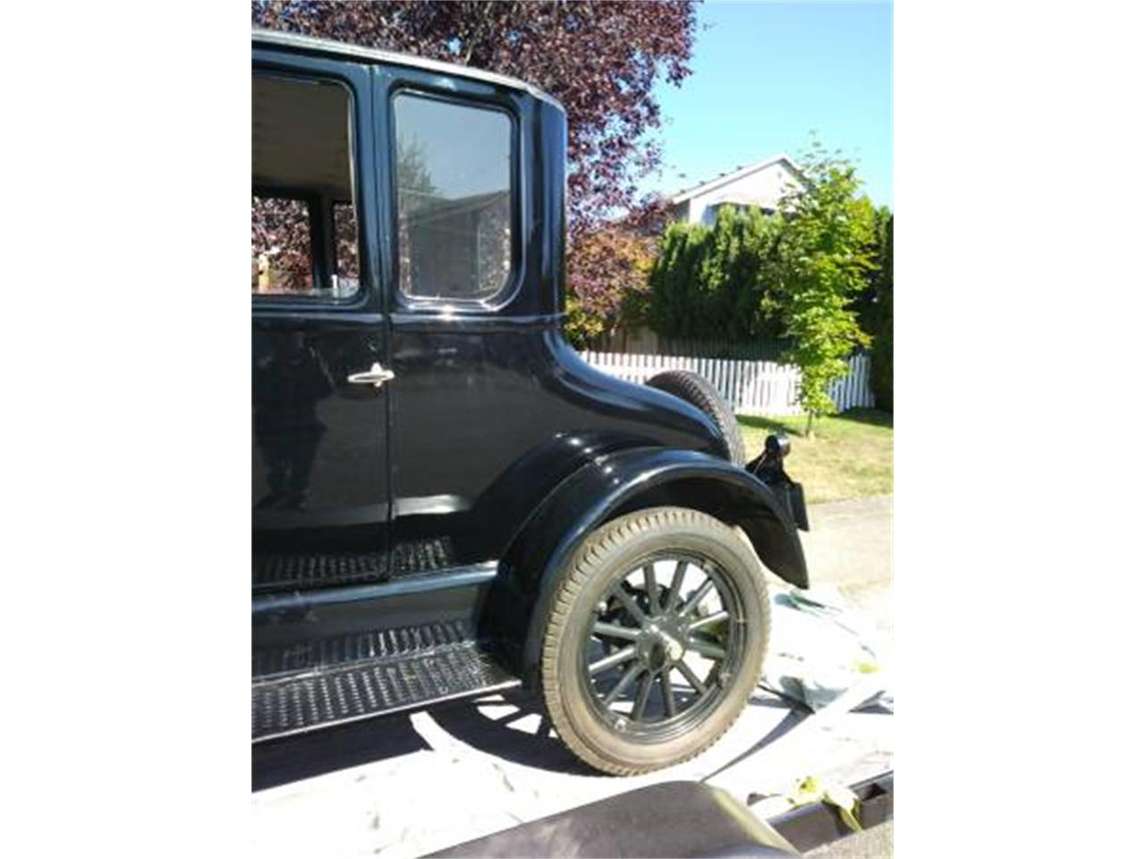 Large Picture of '26 Ford Model T located in Tacoma Washington Auction Vehicle - Q5UD