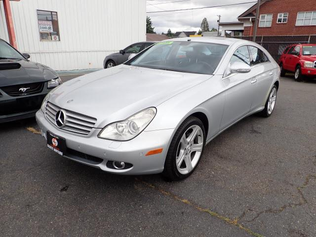 Picture of 2006 Mercedes-Benz CLS-Class - $13,990.00 Offered by  - QA7T