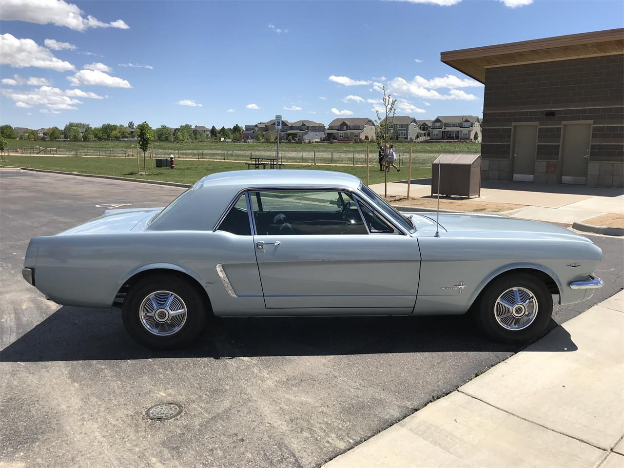 Large Picture of '65 Mustang - QA8Y